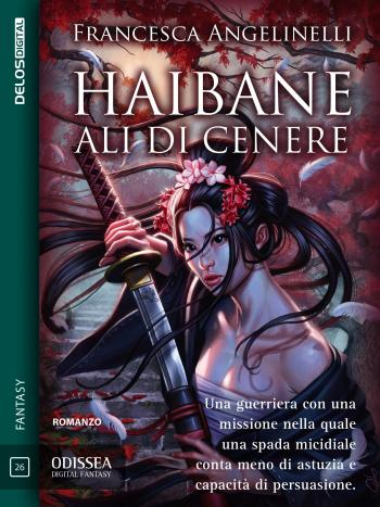Haibane - Ali di cenere (copertina)