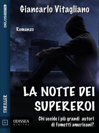 La notte dei supereroi (copertina)
