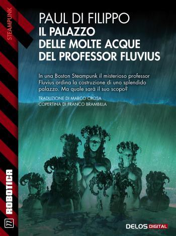 Il Palazzo delle Molte Acque del professor Fluvius (copertina)