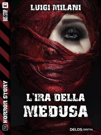 L'ira della Medusa (copertina)