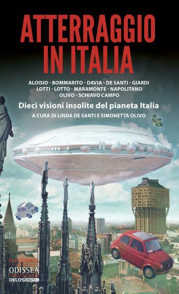 Atterraggio in Italia (copertina)