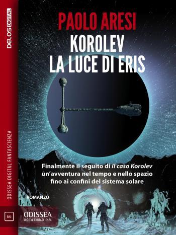Korolev, la luce di Eris (copertina)