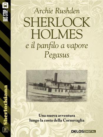 Sherlock Holmes e il panfilo a vapore Pegasus (copertina)