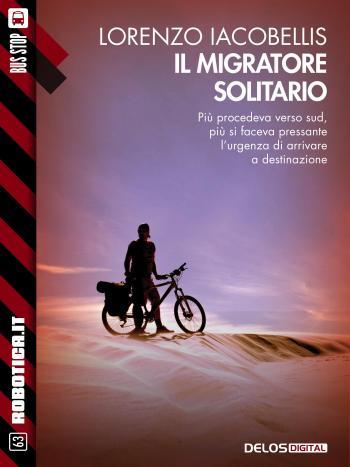 Il migratore solitario (copertina)