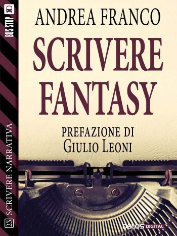 Scrivere Fantasy (copertina)