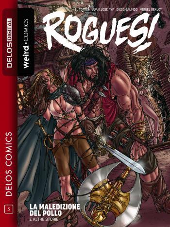 Rogues! La maledizione del pollo e altre storie (copertina)