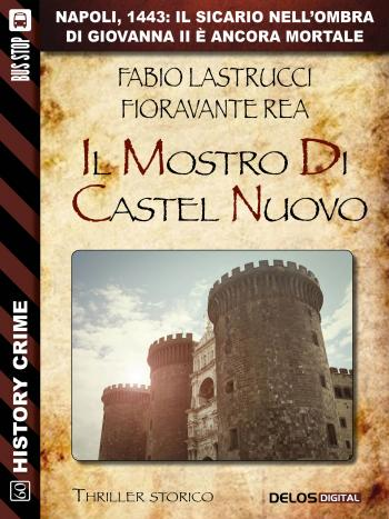 Il mostro di Castel Nuovo (copertina)