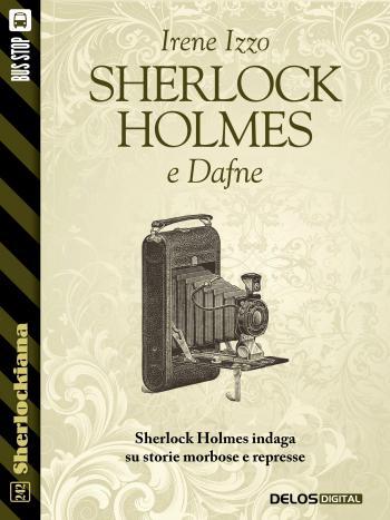 Sherlock Holmes e Dafne (copertina)