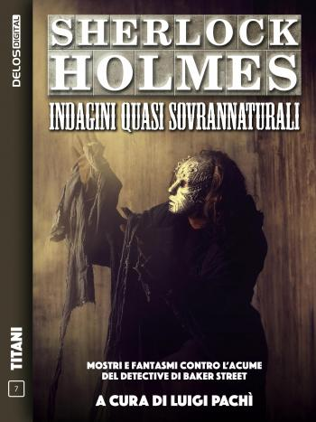 Sherlock Holmes: Indagini quasi sovrannaturali (copertina)