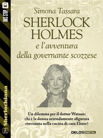 Sherlock Holmes e l'avventura della governante scozzese (copertina)