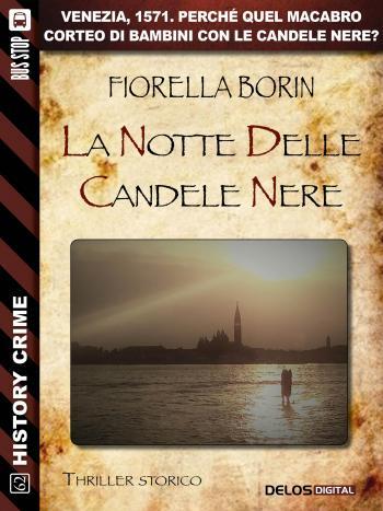La notte delle candele nere (copertina)