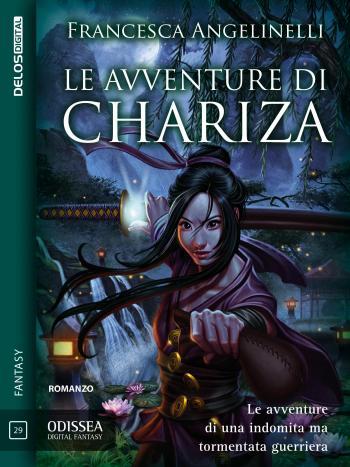 Le avventure di Chariza (copertina)