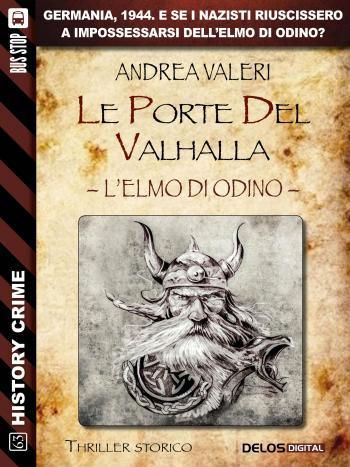 Le Porte del Valhalla - L'elmo di Odino (copertina)