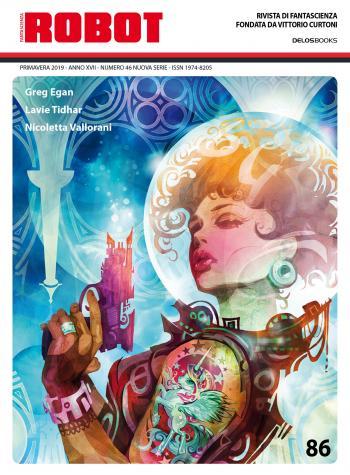 Robot 86 (copertina)
