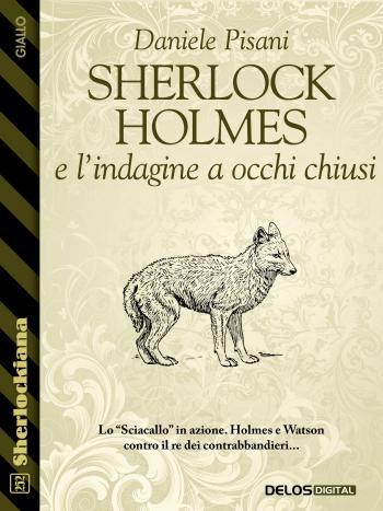 Sherlock Holmes e l'indagine a occhi chiusi (copertina)