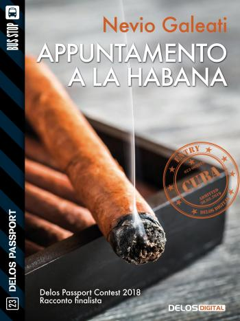 Appuntamento a La Habana (copertina)