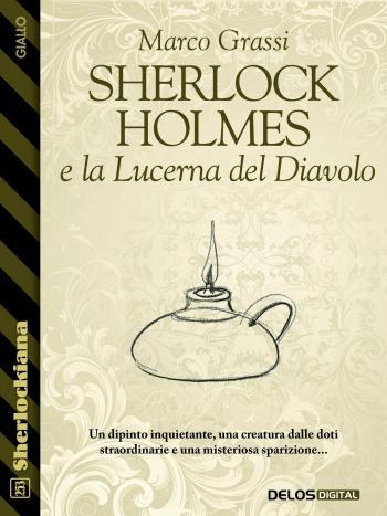 Sherlock Holmes e la Lucerna del Diavolo (copertina)
