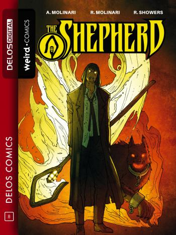 The Shepherd (copertina)