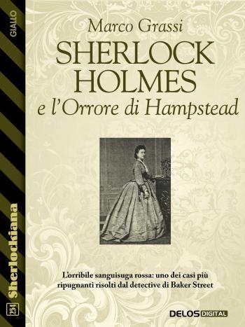 Sherlock Holmes e l'Orrore di Hampstead (copertina)