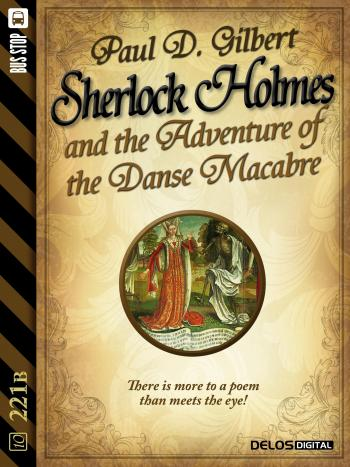 Sherlock Holmes and the Adventure of the Danse Macabre (copertina)
