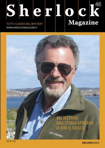 Sherlock Magazine 46 (copertina)