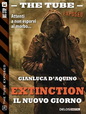 Extinction IV (Il nuovo giorno) (copertina)