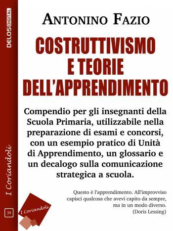 Costruttivismo e teorie dell'apprendimento (copertina)
