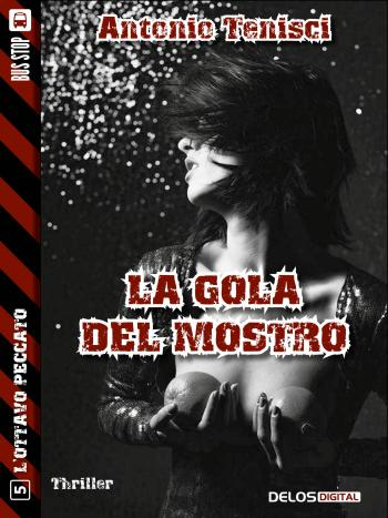 La gola del mostro  (copertina)