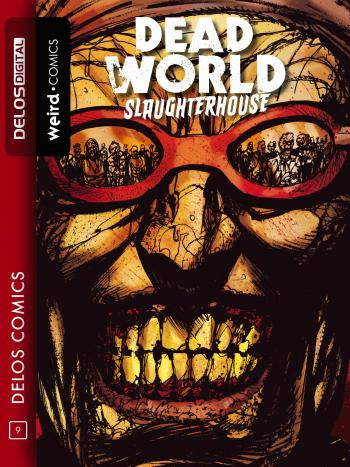 Deadworld 2 Slaughterhouse (copertina)