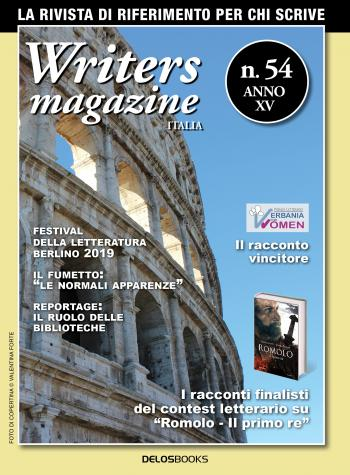 Writers Magazine Italia 54 (copertina)