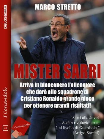 Mister Sarri (copertina)