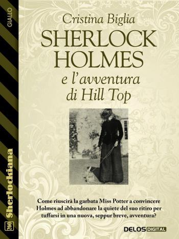 Sherlock Holmes e l'avventura di Hill Top (copertina)