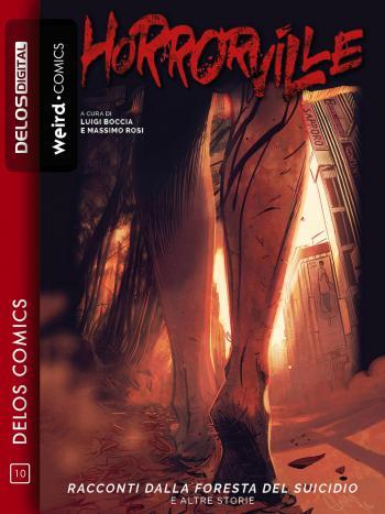 Horrorville - Racconti dalla foresta del suicidio (copertina)