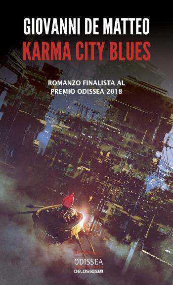Karma City Blues (copertina)