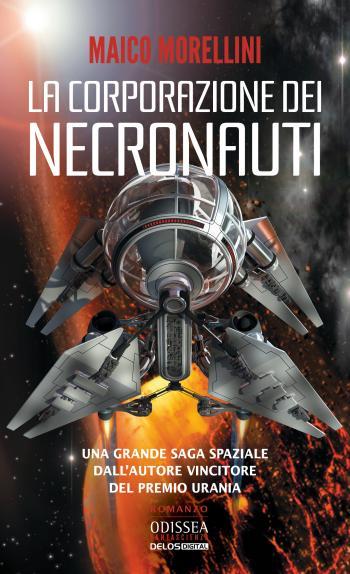 La corporazione dei Necronauti (copertina)