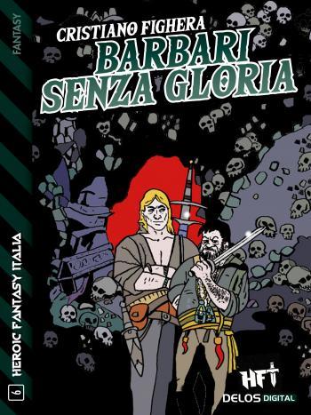 Barbari senza gloria  (copertina)