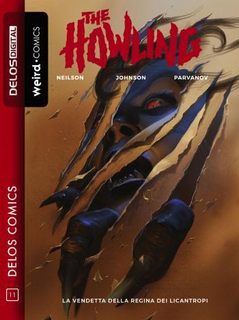 The Howling - La vendetta della Regina dei Licantropi (copertina)