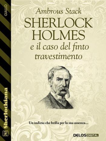 Sherlock Holmes e il caso del finto travestimento (copertina)