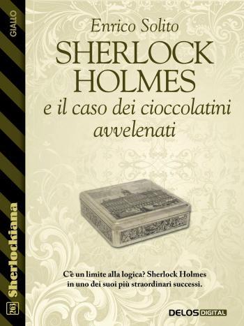 Sherlock Holmes e il caso dei cioccolatini avvelenati (copertina)