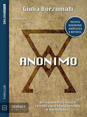 Anonimo (copertina)