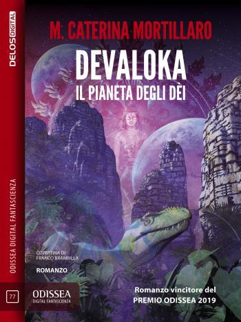 Devaloka Il pianeta degli dèi (copertina)