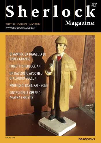 Sherlock Magazine 47 (copertina)