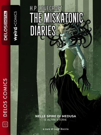The Miskatonic Diaries 1 (copertina)