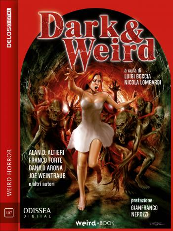 Dark & Weird (volume 1) (copertina)