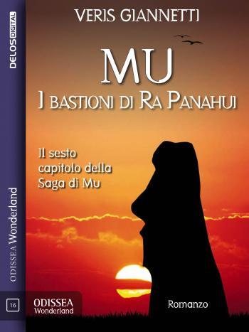 MU 6 - I bastioni di Ra Panahui (copertina)