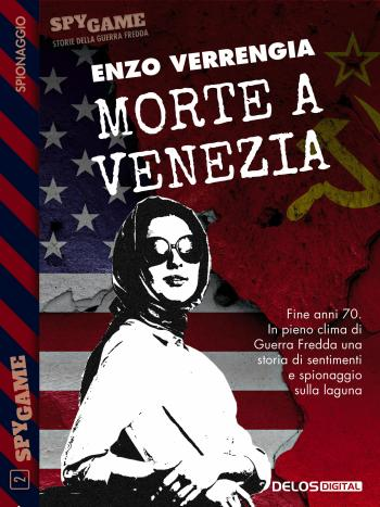 Morte a Venezia (copertina)