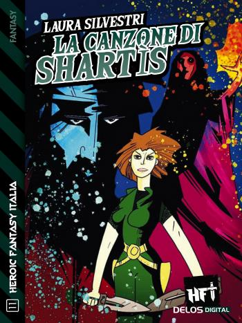 La canzone di Shartìs (copertina)