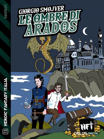 Le Ombre di Arados (copertina)