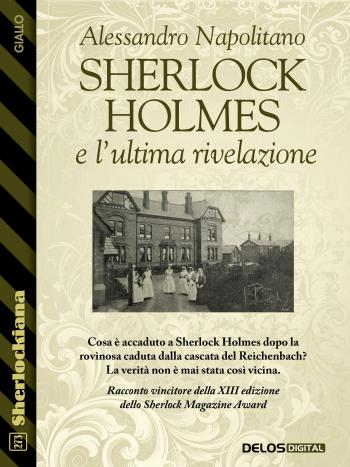 Sherlock Holmes e l'ultima rivelazione (copertina)