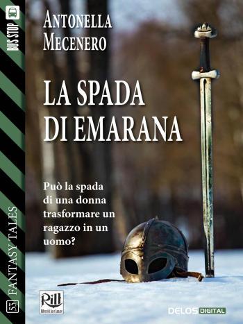 La spada di Emarana (copertina)